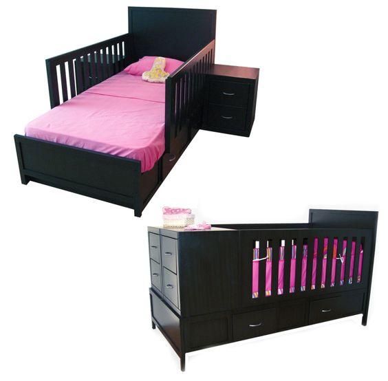 4 pontos chave para decora o de quarto de beb casa detalhe - Camas pequenas para bebes ...