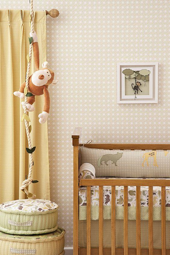 4 pontoschave para decoração de quarto de bebé  Casa Detalhe